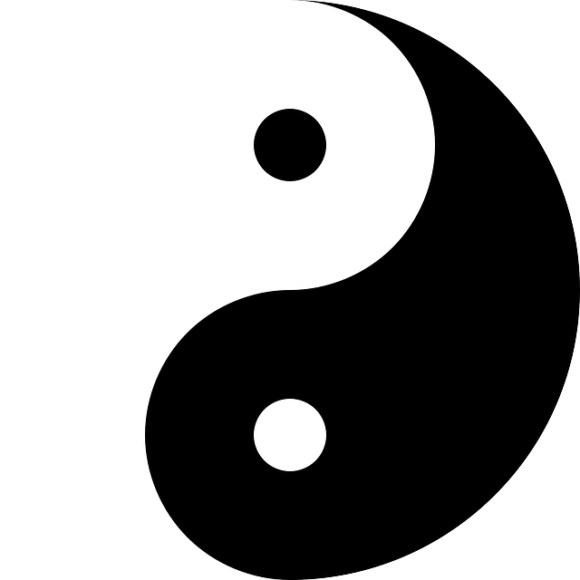 Menopause yin yang